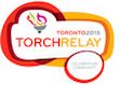 Pan Am Torch Relay